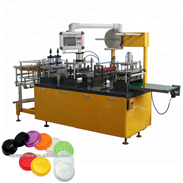 Fully Automatic Plastic Lid Making Machine/Paper Cup Cover Machine