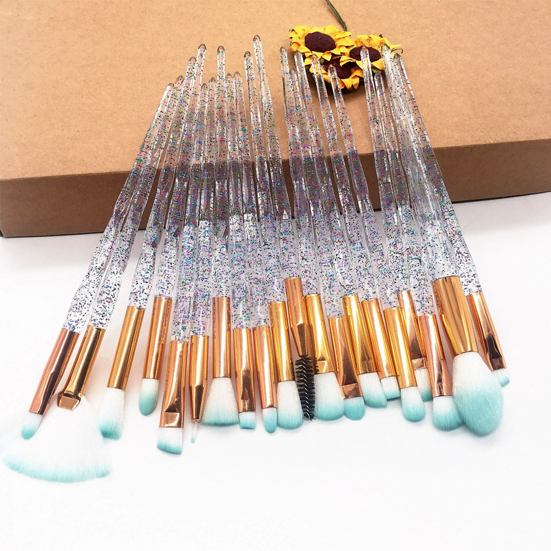 Alibaba.com / 20pcs Your Own Brand Oem Personalized Foundation Make-up Cosmetic Set Make Up Makeup Brush