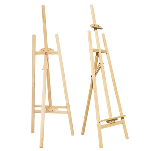 No Moq Limited 150cm large easel wood for kids