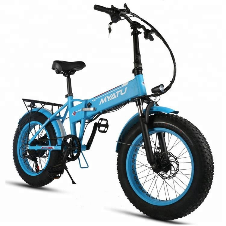 OEM wholesale mini hidden battery 36V 8AH snow 250W fat tire 20 inch folding electric <strong>bike</strong>