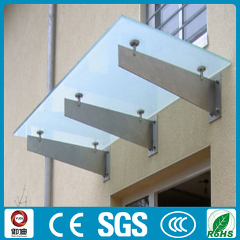 outdoor stainless steel glass canopy for cantilever roof  sc 1 st  Foshan City Nanhai Yudi Hardware Products Co. Ltd. - Alibaba & outdoor stainless steel glass canopy for cantilever roof View ...