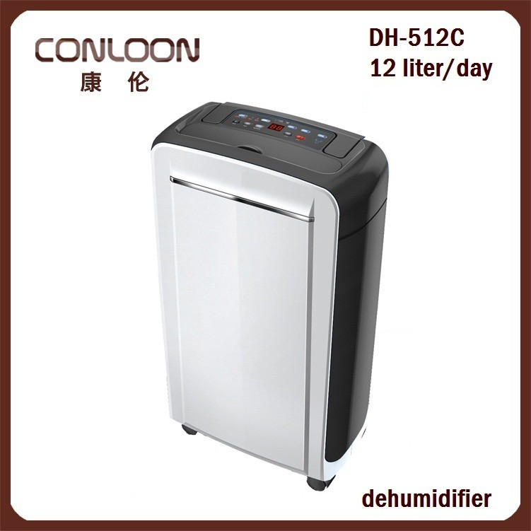 12L Per Day 220V Anti Humidity Electric Air Dehumidifier for Small Room