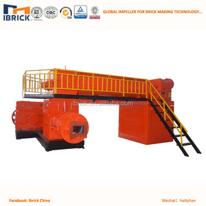 Red clay brick machine hot sale in Bangladesh, new technology, good quality competitiveness price