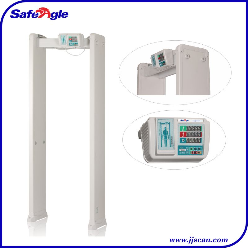 2017 High Quality Walk Through Metal Detector Price for Body Scanning