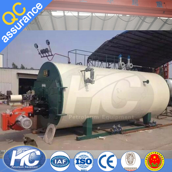 Petroleum equipment electric steam generator \/ steam engine generator ...