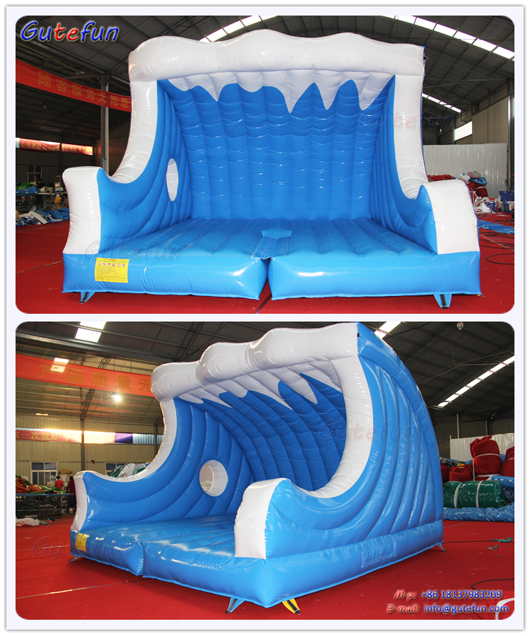 Portable Inflatable Games Electric Automotive Surf Trainning ...