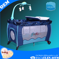Other Baby Furniture Type and iron Material baby bed cot bed baby crib