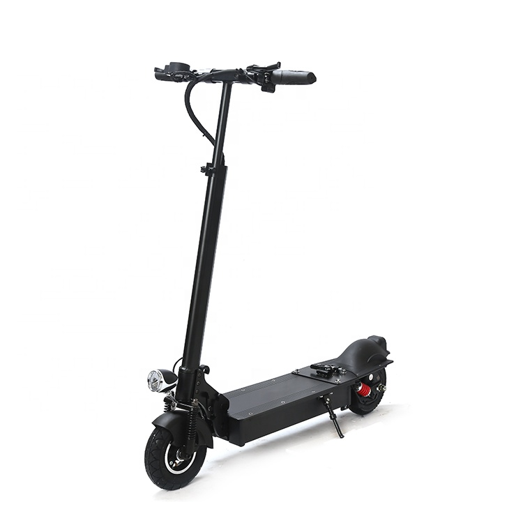 CE/ROSH Big Wheel Powerful E-Kick Scooter Foldable Electric Kick Scooter For Adult