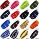Low Moq Mix Size 18mm 20mm 22mm 24mm Nato Watchband zulu Wristwatch Band Nylon Watch Strap