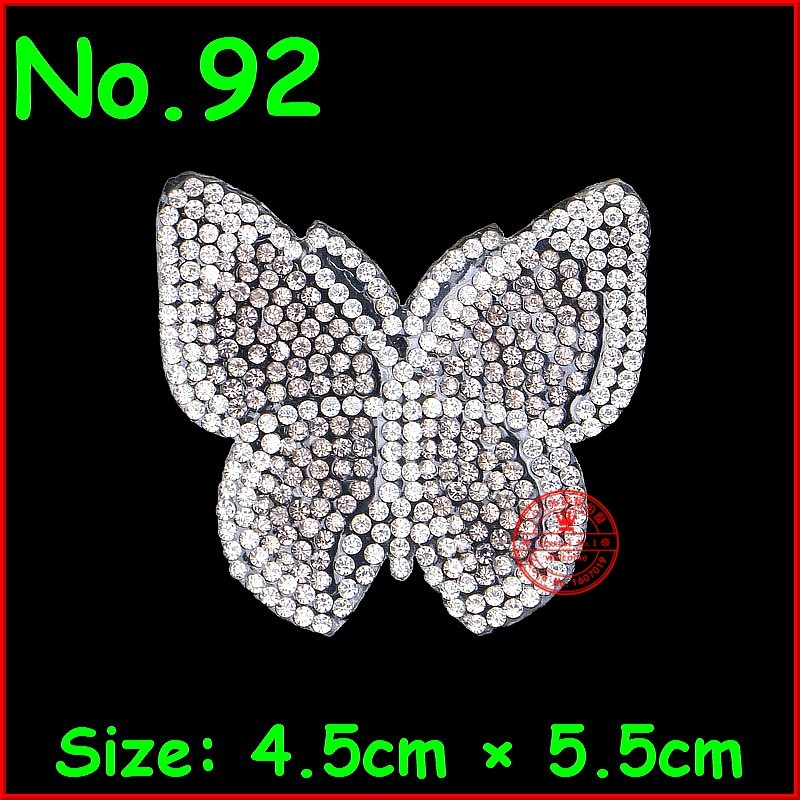 Detail Feedback Questions about 1 Pcs Lot White Butterfly Design Hot ... efe969d19ce8