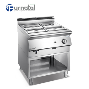 7X Series Gas Table Top Commercial Buffet Stainless Steel Bain Marie Price