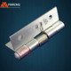 High quality self closing Stainless steel 304 small spring loaded hinges for car trunk