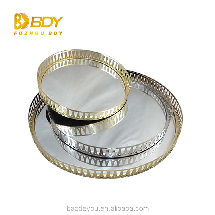 Ex-factory price of high quality for a long time mirror tray
