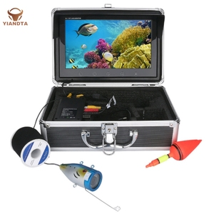 Intelligent 15M Underwater Fishing Camera HD Color Visual Fish Finder