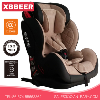 Luxury Car Seat For Baby ISOFIX LATCH Group 123 Leather Recaro Seats Images