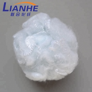 1.2D 15D 32mm 102mm PET Bottles Recycle Polyester Staple Fiber