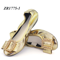 ZR1775 latest dress design 2019 summer trend shoe matching bag set wedding dress shoe