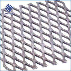 Factory price supply expanded wire mesh specification