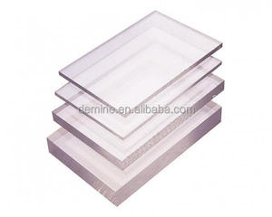 High impact resistance of AR abrasion resistant polycarbonate sheet