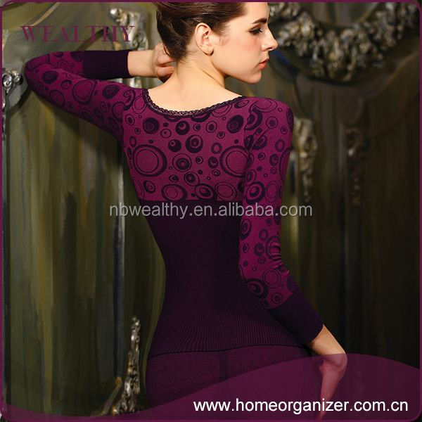 Reasonable & acceptable price factory supply knitted silk underwear