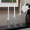 Cheap Crystal Glass Candle Holder For Church