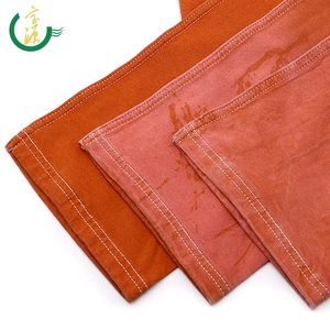 factory directly selling embroidery cotton denim fabric wholesale
