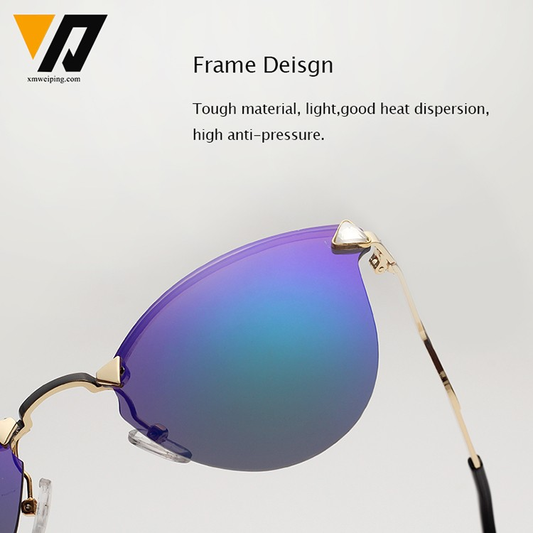 Glasses Frames That Change Color : Fashionable Vintage Sun Glasses Change Color Elegant Women ...