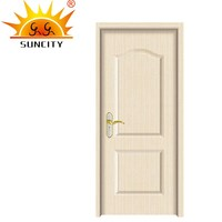 Luxury Mom&Son Wood Double Entry Deep Carved Door Design SC-W125