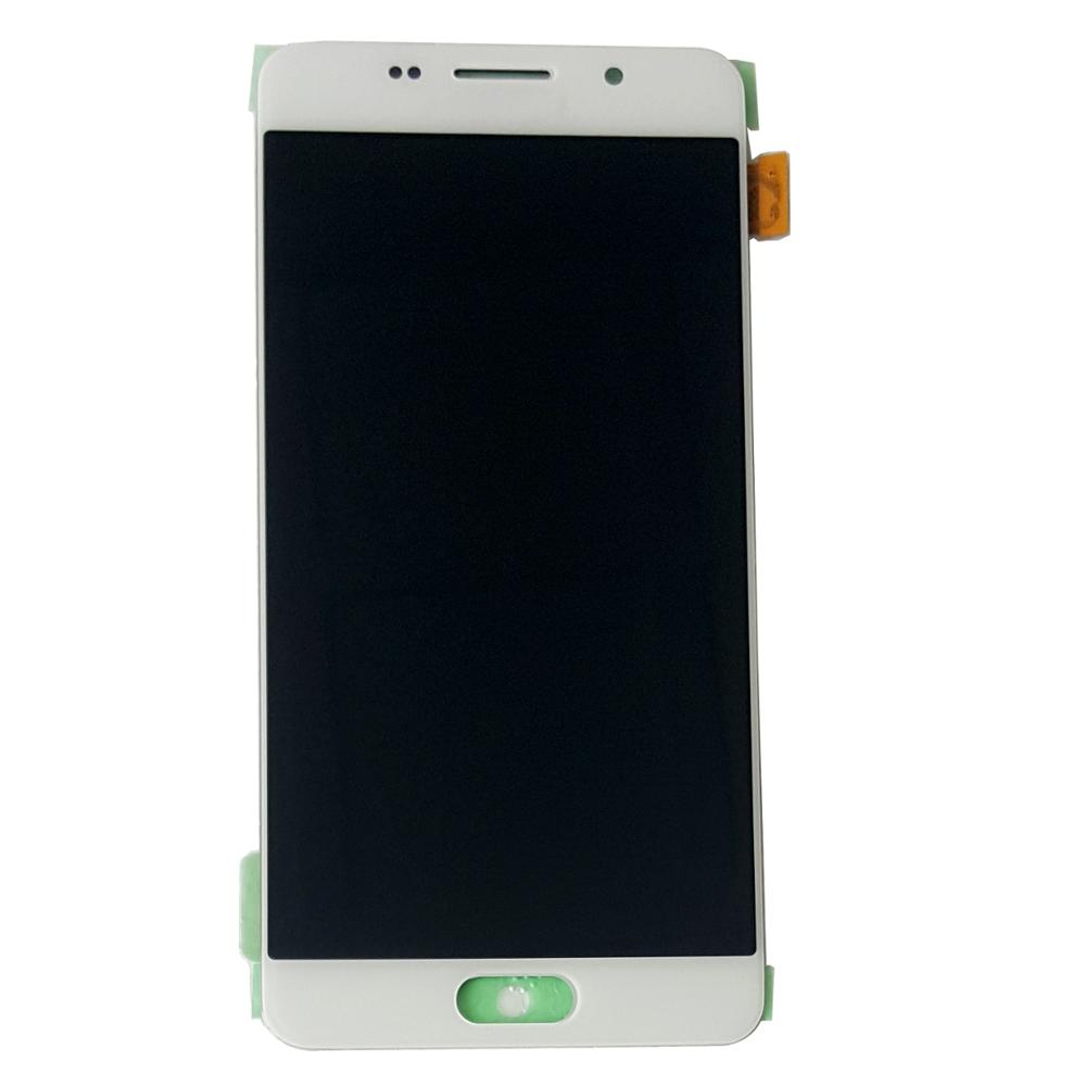 Telefon zubehör für Samsung Galaxy A5 2016 A510F A510M/S LCD screen display für A510M A510F display montage