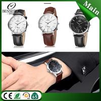 Low MOQ & Price Professional OEM watch manufacturer men's custom design your own brand wrist watch