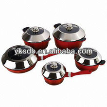 High quality Honduras die-casting cookware