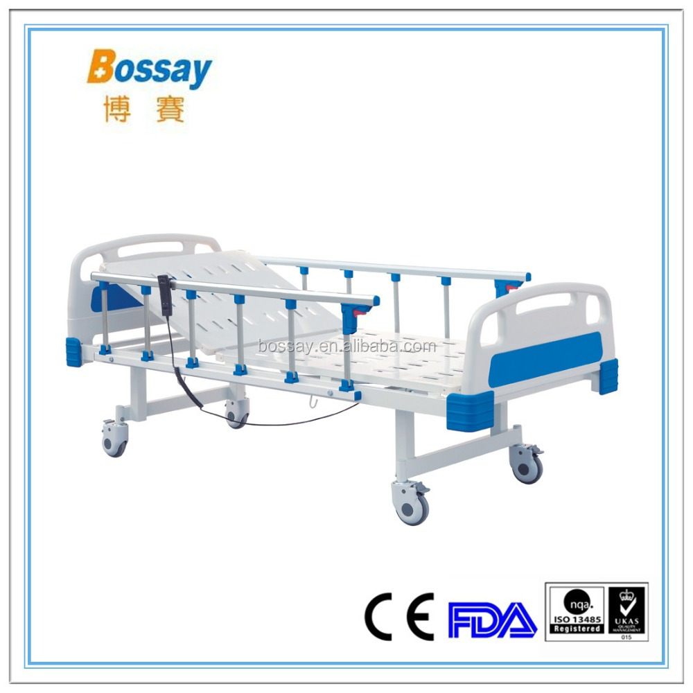 2016 Hot sell One-Functions Electric Bed for Hospital