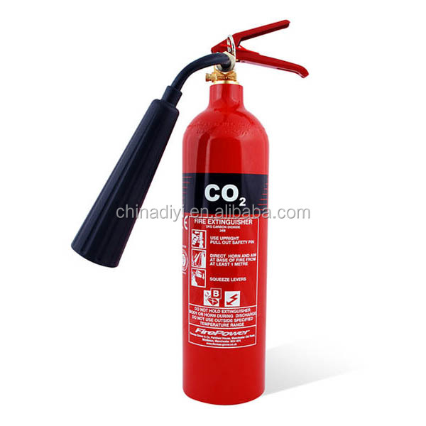 CO2 5kg fire extinguisher ,the safety products made in china