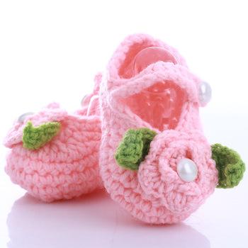 Hand-woven Newborn Baby Wool Toddler