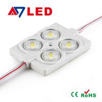 waterproof DC12V led modules for Double-sided light box lighting backlight led tv lens