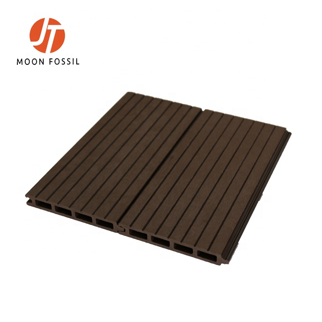 Moon Fossil MFG150H21 <strong>WPC</strong> SIDING OUTDOOR <strong>DECORATIVE</strong> WALL PANELS EXTERIOR