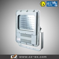 AECEx ATex Zone 1,2,21,22 LED120W/160W/200W explosion proof lighting fixture