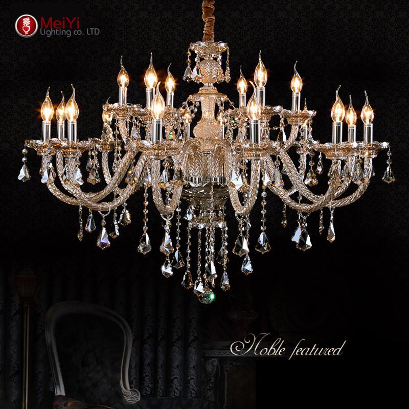 lmparas tiffany y colgante saln lmparas de iluminacin moderna araa de cristal de la lmpara de