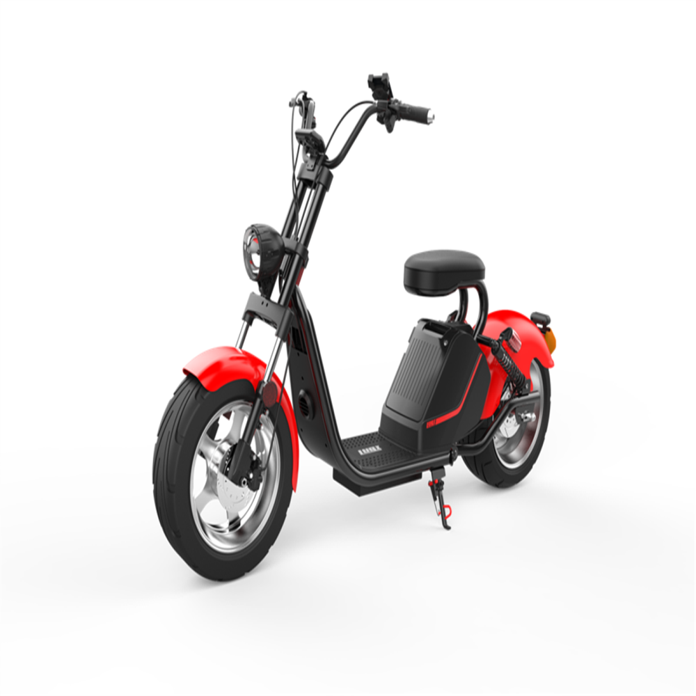 innovative products 2019 off road adult two wheel 2000w mobility scooter fat tire electric scooter with EEC, Customized
