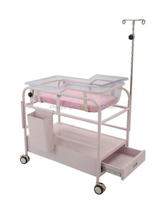 CY-D423A hospital baby cot with drawers/medical baby cribs/portable baby cot bed prices