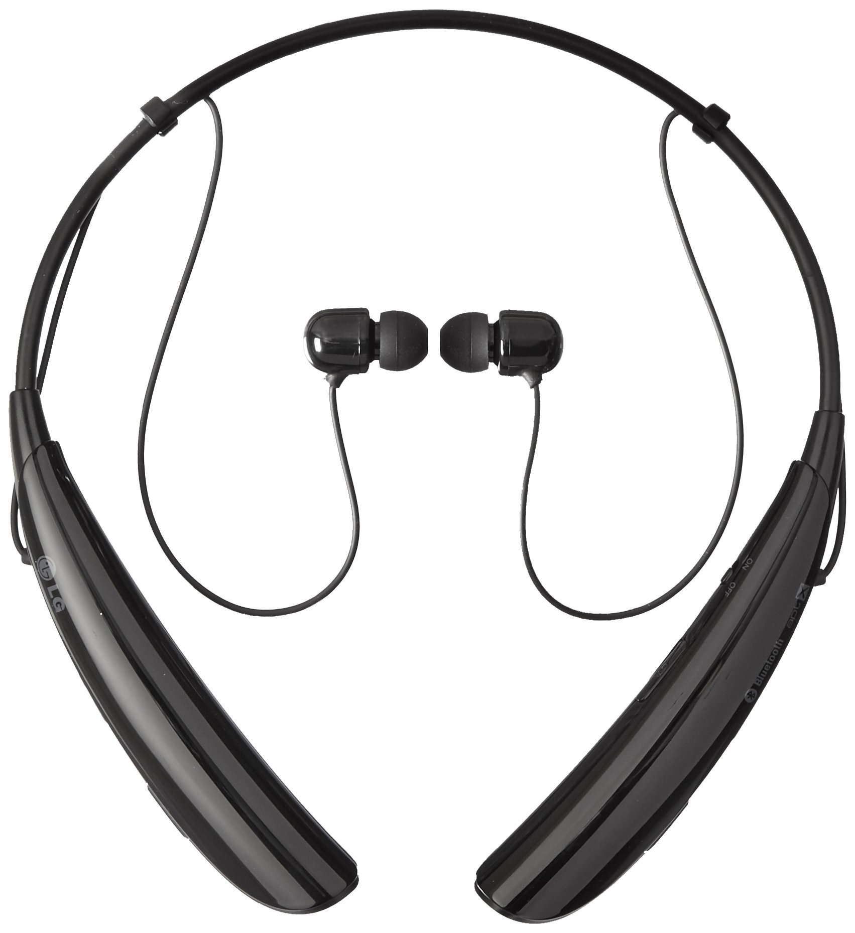 60348bfc091 LG Electronics Tone Pro HBS-750 Bluetooth Wireless Stereo Headset - Retail  Packaging - Black