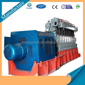 CHP CE ISO Manufacturer coal fired powered electric generator