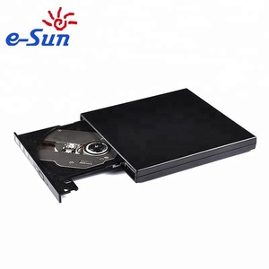 2018 newest External USB 3.0 DVD CD ROM Drive Writer duplicator for laptop