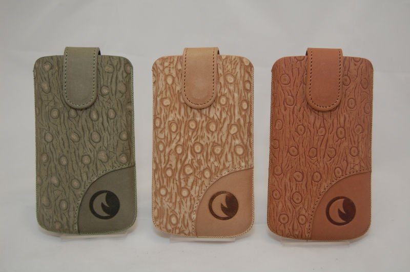 Inchanta Leather Case C1028 Nubuck Special Structure