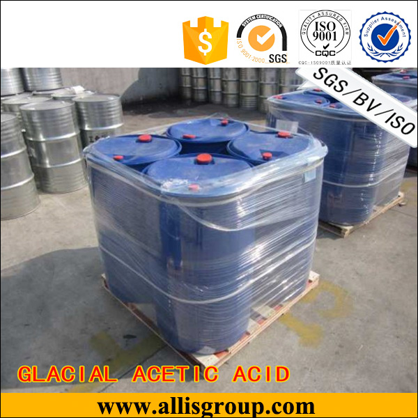 Factory supply industry grade acetic acid powder