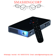 P8I DLP Android Dual Brand Wireless Mini Smart Android Projector with DLP Imaging System FTA low price