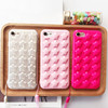 Hot Sale 3D Star Creative Anti-Drop Air Bag Full Cover TPU Protective Phone Case for iPhone 6/6 Plus/7/7 Plus