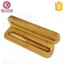 Creative business gift Bamboo Wood Fountain Pen with Box