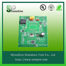 New Best FR4 Lead Free HASL Green Soldmask 12v pcb smd circuit
