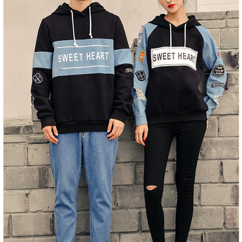New Fashion Hip Hop style Men 100% Cotton Fleece Printed Hoodies Pullover Unisex Plain Hoodies